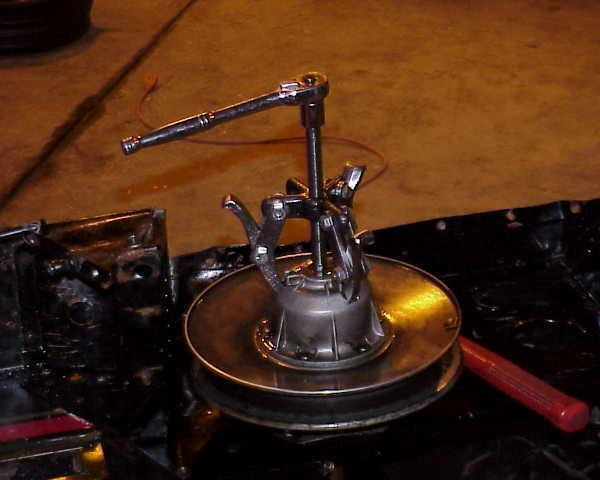Secondary clutch removal - Snowmobile Forum: Your #1 Snowmobile Forum