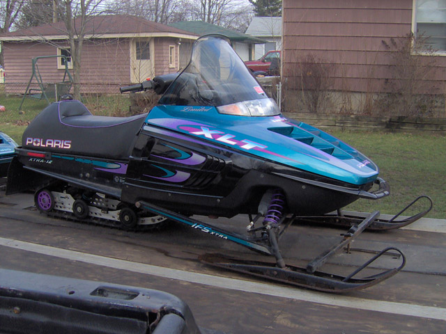 Used Yamaha Snowmobiles For Sale In Michigan