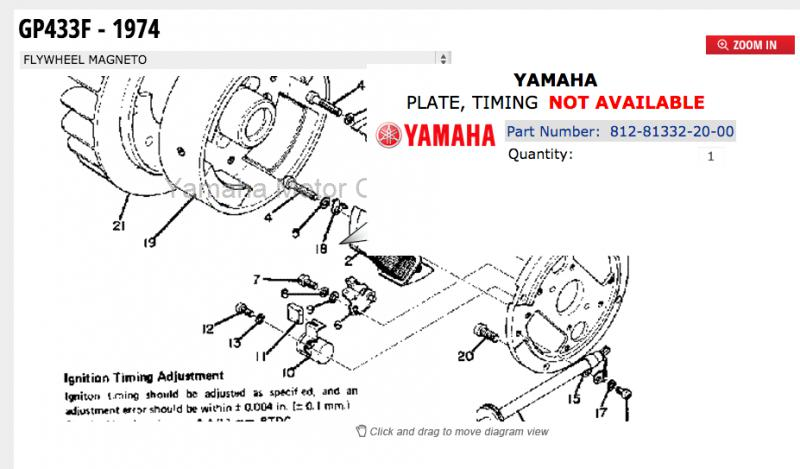 Yamaha 433 Wiring Diagram | Wiring Diagram on