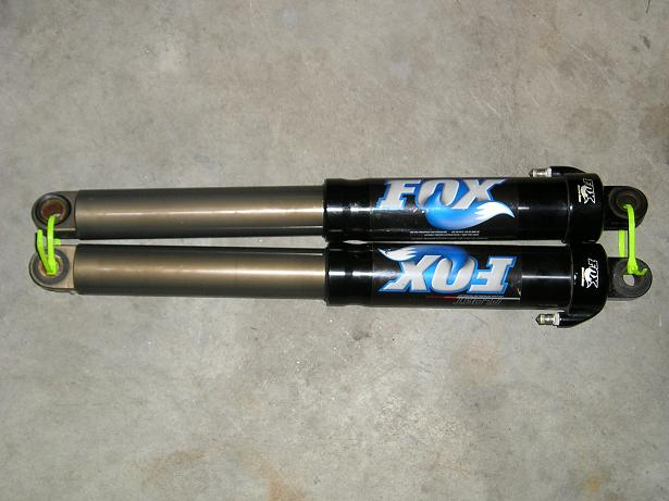 Fox float air shocks (2 sets) - Snowmobile Forum: Your #1