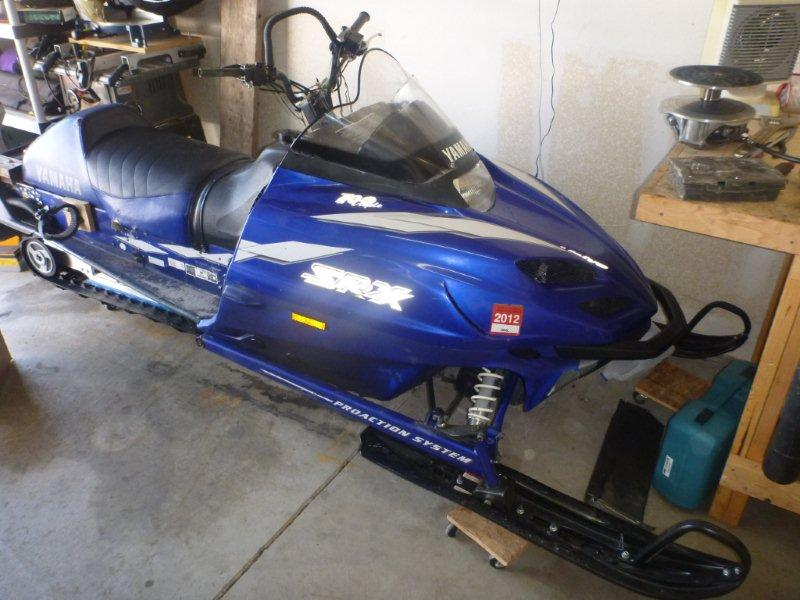 1999 Yamaha Srx 700 Part Out