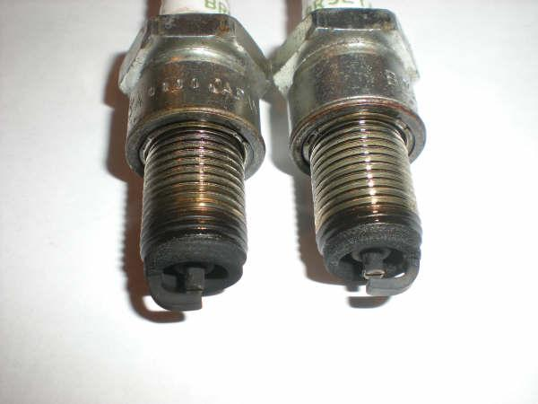 Snowmobile Spark Plug Color How To Read Plugs