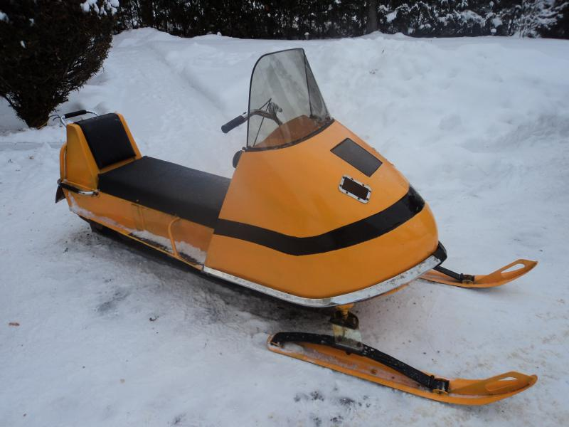 1969 Ski Doo Olympic 320 Snowmobile Forum Your 1