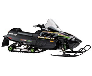 Thundercat  on 1999 Arctic Cat Thundercat 1000   Snowmobile Forum  Your  1