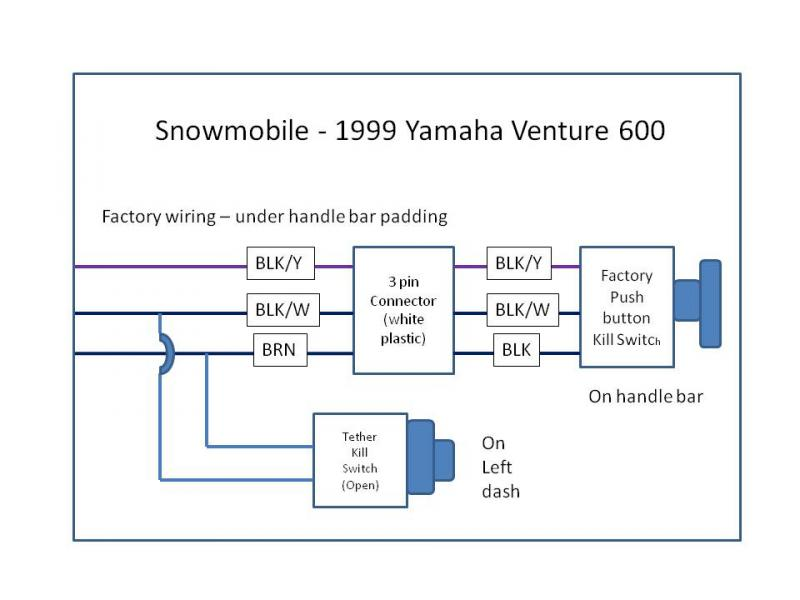Yamaha Kill Switch Wiring - All Diagram Schematics on