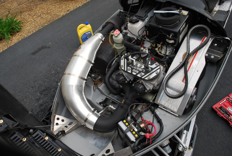 Power Washing Engine Snowmobile Forum Your 1