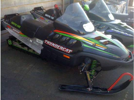Good Or Bad M1000 Thundercat 1000 Snowmobile Forum Your 1