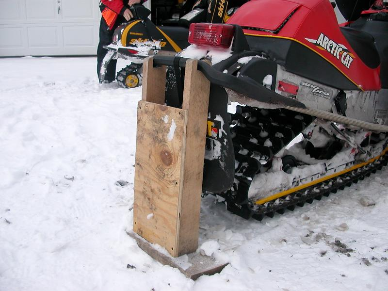 Diy Sled Lift Do It Your Self