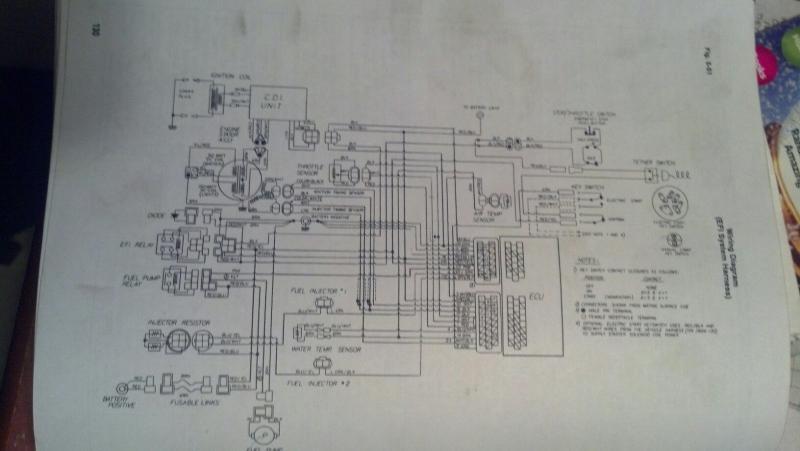 arctic cat wildcat 700 efi wiring diagram diy wiring diagrams u2022 rh dancesalsa co  1994 arctic cat wildcat 700 efi wiring diagram