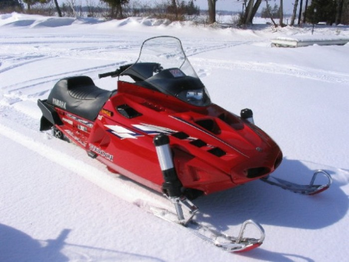 Used Yamaha Snowmobile Parts In Michigan