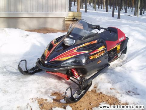 Is the yamaha v max 1998 the most beatiful sled there is for 500 yamaha snowmobile