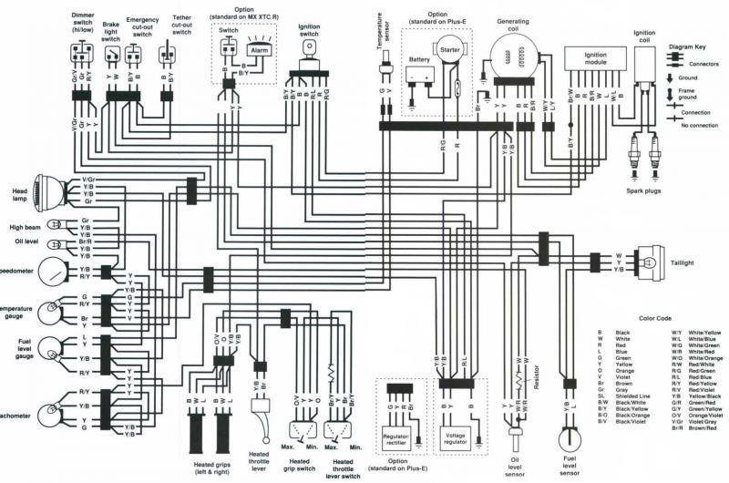 Ski Doo Wiring Diagram Hot Grips - Schematics Online  Sea Doo Wiring Diagram on