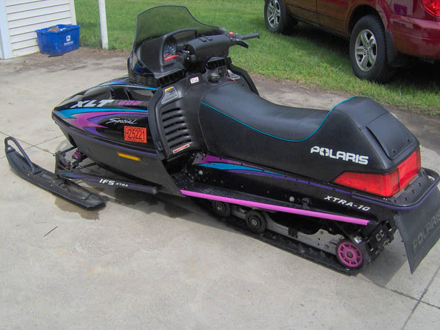 1998 Polaris XLT Special For Sale - Snowmobile Forum: Your #1
