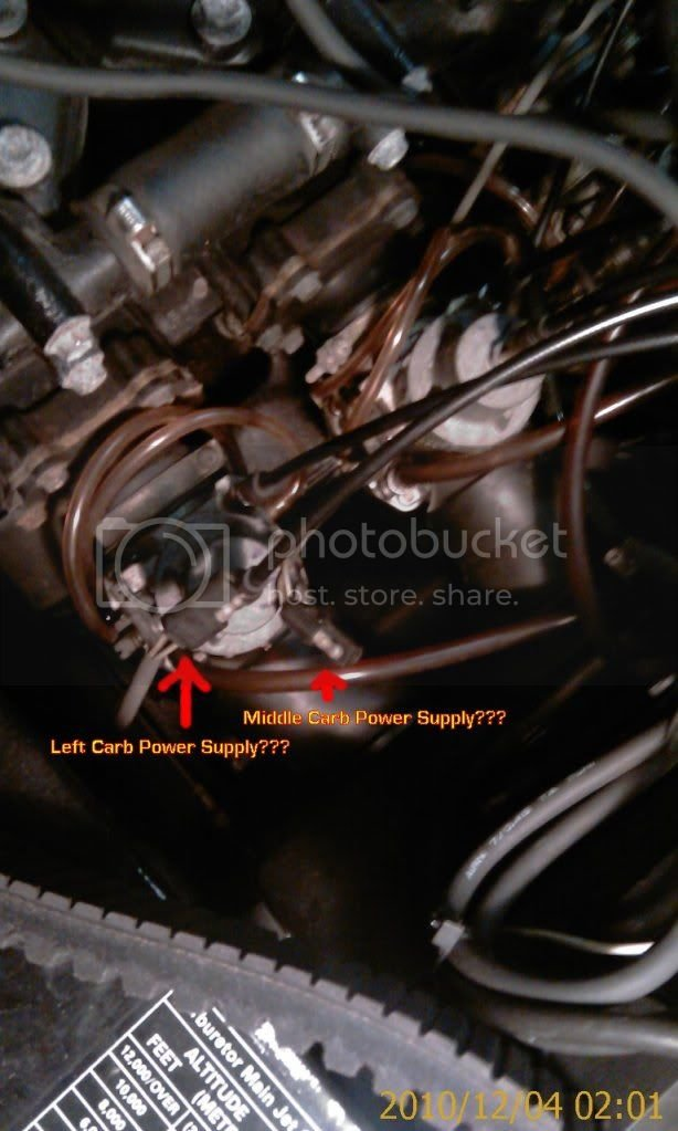 What are these wires on my carbs??? | Snowmobile Forum