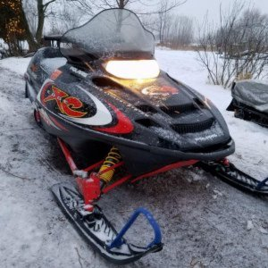 Polaris XC 800 Edge